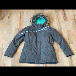 North Face Children's Winter Coat- size youth xl